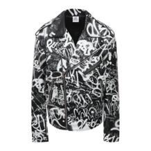 Кожаная куртка VETEMENTS 11809217