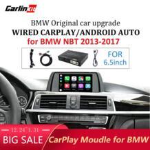 2020 проводной CarPlay Android Авто Модуль для BMW серии 3 F30 F31 F34 серии 4 F32 F33 F36 NBT MuItiCarPlay комплект модернизации-in ТВ-приемник для автомобилей from Автомобили и мотоциклы on AliExpress Carlinkit 32953691673