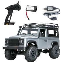 1:12 MN 4WD радиоуправляемые машинки 2,4G радиоуправляемые игрушечные машинки RC RTR гусеничный внедорожный багги для Land Rover модели автомобилей внедорожников Радиоуправляемые грузовики  - AliExpress LeadingStar 4000185031889