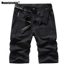 /Летняя мужская быстросохнущая дышащая короткая спортивная одежда для активного отдыха, походов, бега, кемпинга, альпинизма, мужские брюки VA666|Шорты для похода| | - AliExpress Mountainskin 4000162658870
