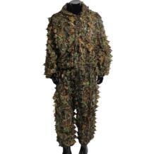Охота Ghillie костюм 3D бионический камуфляж лист камуфляж джунгли лесной манто одежда для охоты прочный костюм-in Маскировочный костюм для охоты from Спорт и развлечения on AliExpress Hong wild 32822694241