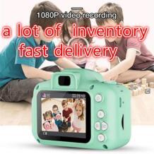 Новейшая Высококачественная детский фотоаппарат игрушки HD 1080P 2,0 дюймов цветной фотоаппарат детский подарок на день рождения игрушки для детей развивающие игрушки|Игрушечные камеры| - AliExpress MINOCOOL 4000229151584