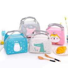 Теплоизоляционная сумка для детского питания, бутылки с молоком, изоляционные сумки для хранения, водонепроницаемая сумка Oxford FOX, сумка для ланча, Детская сумка для еды-in Термосумки from Мать и ребенок on AliExpress macroupta 33025561798
