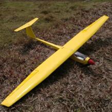 1550 мм DIY Balsa RC Glider Kit желтый или белый опционально DBRGK01 kit r6 kit microphonekit rc - AliExpress FLIIT 32488037395