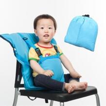 Детская сумка стул портативный младенец Кормление сиденье ремень безопасности Booster стульчики детские складной моющийся обеденный обед Кормление жгут высокий стул No name 32876246974