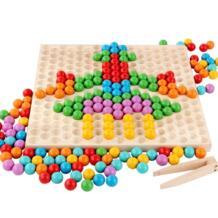 Деревянный мяч культур игрушечные лошадки для детей мяч пазлы, настольная игра семейный Досуг Brinquedos Juguetes Brinquedo Oyuncak 42 No name 32954955815