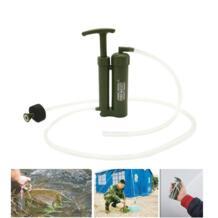 Портативный Открытый Отдых выживания Мини Солдат фильтр для воды милитари очиститель наборы очиститель воды No name 543982846