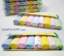 Мягкое хлопковое полотенце для новорожденных и малышей, полотенце для кормления, 8 шт. pudcoco 32977610521
