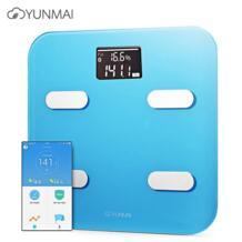 YUNMAI M1302 средства ухода за кожей жира весы Bluetooth Smart весом цифровой умный электронный здоровья No name 32956836043