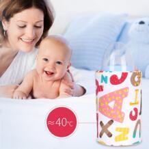 Детская бутылка теплая сумка usb постоянная температура горячее теплое молоко переносная детская бутылка сумка No name 32952922250