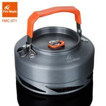 Пожарный Клен Открытый Кемпинг Pinic Теплообменный чайник заварник для кофе, чая 0.8л с термостойкой ручкой Чайный фильтр FMC-XT1 Fire Maple 32794860821
