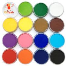 15 цветов краска для лица цвет маквиллаж 30 г Хэллоуин Макияж akvagrim пигмент боди арт модель маркер один maquiagem краска для тела ing DiYeah 32672162330