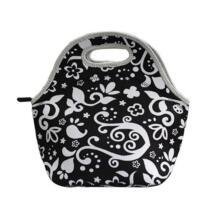 Обед термо-сумка Термальность изолированный неопреновый обед мешок Для женщин дети Lunchbags сумка-холодильник изоляция коробочки для обеда мешок Bolsa Termica VALINK 32813008210