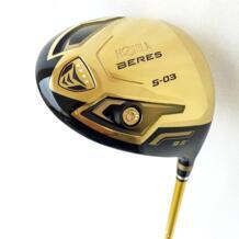 Новый гольф водителя Хонма S-03 4 Золотая Звезда Драйвер клубы 9,5 или 10,5 loft Гольф-клубы водитель с графитовым ручка клюшки для гольфа бесплатная доставка DIWEINI 32852268500