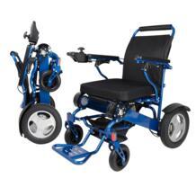 2019 оптовая продажа портативное складное Электрическое Кресло-коляска, максимальная нагрузка 180 кг No name 33031494754