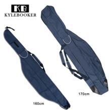160/170 см сумка для удочки чехол для хранения удочек Рыболовная Сумка брезентовый мешок шаль плечо морские рыболовные принадлежности Kylebooker 32841479398