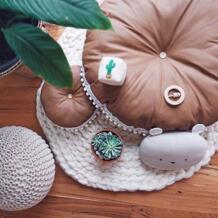 Ins милые детские подушки мягкие круглым ватным тыквы диванные подушки разной формы для новорожденных, украшение детской комнаты фото реквизит-Аксессуары best baby 32889174033