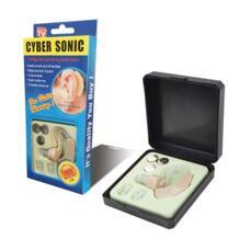 Оригинальный Cyber Sonic BTE слуховой аппарат персональный звуковой усилитель слуховые аппараты для пожилых людей ТВ слуховое устройство Прямая доставка AXON 32709854047
