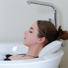 2019 Новая роскошная ванна спа-подушка мягкая губка Расслабляющая подушка для ванны 8 присосок лучшие продажи лучшая цена ISHOWTIENDA 32994968247