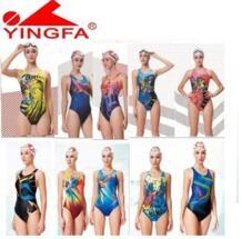 Yingfa купальники для малышек для женщин плавание костюмы дети гонки дети конкурентный костюм обувь девочек обучение конкурс Yingfa(clothes) 32638825445