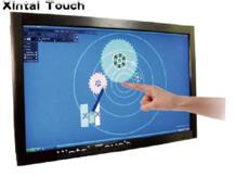 """Бесплатная доставка! Мульти 49 """"2 точки сенсорный ИК сенсорный экран/рамка/панель/Наложение Комплект для светодиодный телевизор, драйвер бесплатно, подключи и играй Xintai Touch 32809074839"""