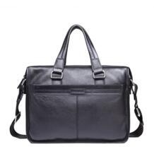 GearBAND Фирменная Новинка для мужчин из натуральной кожи Портфели курьерские сумки бизнес сумка для тетрадь плечо офисная No name 32594306029