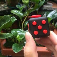 Ручной пресс с кнопкой снижение раздражительности Cube Игрушка снятие стресса для взрослых и детей Антистресс игрушка сенсорные игрушки ZXZ 32970721011