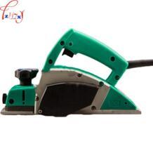 Портативный многоцелевой деревообрабатывающий ручной Электрический строгальный станок M1B-FF-82X1 бытовой применение деревообрабатывающий станок 220 В 500 Вт 1 шт. No name 32843967875