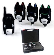 3 1 беспроводная рыболовная сигнализация с коробкой водонепроницаемый сменный светодиодный электронный удочка для ловли карпа светодиодный светильник-in Рыболовные снасти from Спорт и развлечения on AliExpress JIMITU 32319504079