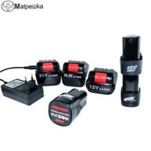 12 В 16,8 В 21 В дрель литиевых Батарея Перезаряжаемые дрель Мощность инструменты Батарея для шуруповерт Батарея Перезаряжаемые matpewka 32852978590