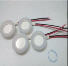 5 шт./лот 20 мм ультразвуковой проводной керамические дисковые пластины распыления чип распылитель кусок с резиновым кольцом для тумана увлажнителя No name 32537352328