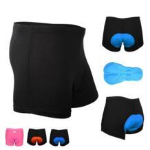 Для мужчин и Для женщин велосипед гель 3D Велоспорт велосипед езда шорты мягкие брюки S-XXXL нижнее белье No name 32817819886