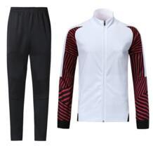 Индивидуальный логотип футбольный спортивный костюм зимняя футбольная спортивная одежда куртка с длинными рукавами легкая версия куртка lh0001 No name 32923214921