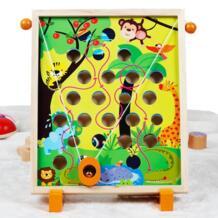 Детские игрушки детский сад Dongyi Intelligence Desktop родитель-ребенок Взаимодействие баланс рука-глаз координации баланс игра No name 32868313199