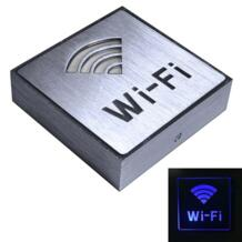 Jiawen WI-FI индикатор и идентификации лампы, 1 Вт синий свет (AC 220 В) No name 32672999155