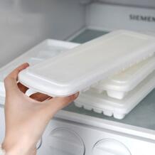 Новый Инструменты для мороженого здоровый Maker DIY Ice Cube Замораживание Mold с крышкой лед, делая лоток с 12/48 кубики на продажу No name 32791979048