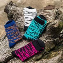 2018 новые модные брендовые цветные текстура Зебра полосатые хлопковые носки для мужчин мотоцикл скейт мужские носки Harajuku rockbottom 32718910484