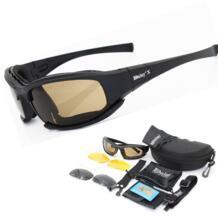 Daisy X7 очки мужские военные поляризационные солнцезащитные очки пуленепробиваемые страйкбол стрельба Gafas дымовые линзы мотоциклетные велосипедные очки C5-in Туристические очки from Спорт и развлечения on AliExpress RBworld 32809690367