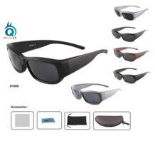 Продвижение поляризованные надеть Рыбалка солнцезащитные очки поляризованные линзы серого спортивные солнцезащитные очки см. плавающей рыболовные очки No name 32482279708