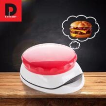 Dehomy руководство Burger пресс машины мясо говядины чайник гриль гамбургер Патти Плесень DIY фаршированные пиццы сэндвич кухонные принадлежности No name 32858866210
