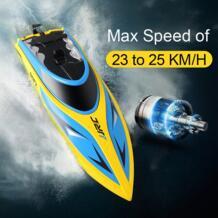 S1 S2 S3 RC лодка Скорость лодка 2,4 ГГц 2CH портативный мини-пульт дистанционного управления корабль Self-Righting высокая скорость 25 км/ч игрушка для детей JJRC 32884968233