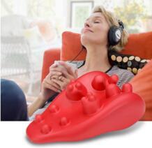 Ортопедическая подушка массаж шеи палец точечный массаж позвоночника подушки No name 32851434807