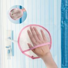 1 шт. Творческий дом Экран окна Шторы Ткань для очистки чистящие марли Экран чистки Mitt No name 32866522821