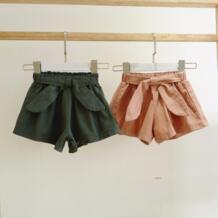 От 1 до 5 лет летние хлопковые шорты для маленьких девочек, Повседневная летняя детская одежда, одежда для маленьких девочек, шорты P Darcoo BB 32877874585