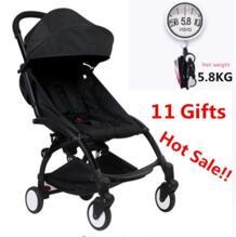 Детская коляска yoya 175 градусов может сидеть может лежать складная детская коляска автомобиля детская коляска для перевозки детская тележка BabyZen YoYo детская коляска micaline baby 32971719463