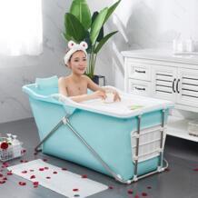 Дешевые Цены PP Пластик Портативный ванна для взрослых MonBYBY 32944644283