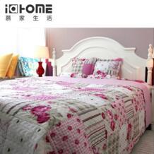 Роза углы стилей покрывало для постельных принадлежностей, диванных чехлов, покрывала, кондиционер пледы, стеганые Кувр Горит boutis листов No name 32812771590
