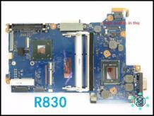 Шели для Toshiba Portege R830 r835 серии Материнская плата ноутбука HD4000 DDR3 W i3-2370M Процессор SHELI 32829328113