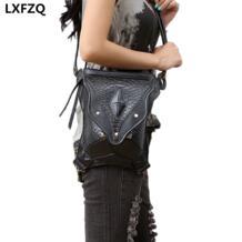 Новая сумка в стиле стимпанк кобура защищенный женский кошелек Бедро мотор ноги Сумка кобура плечо рюкзак женская сумка Паровая сумка в стиле панк-in Поясные сумки from Багаж и сумки on Aliexpress.com | Alibaba Group LXFZQ 32684415263