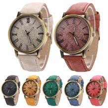 Мужские и женские винтажные круглые повседневные ковбойские Аналоговые кварцевые наручные часы-in Часы для любимого from Ручные часы on Aliexpress.com | Alibaba Group BLUELANS 32640034161